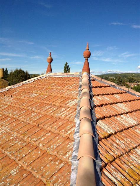 renovation de toiture tuiles plates lisle sur la sorgue