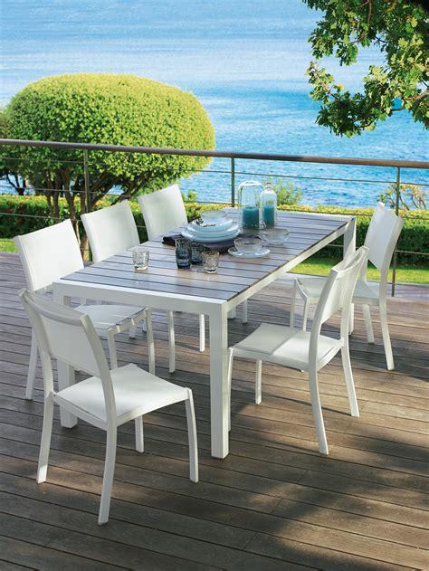 table et chaises de jardin leclerc table et chaises de jardin leclerc élégant table de jardin