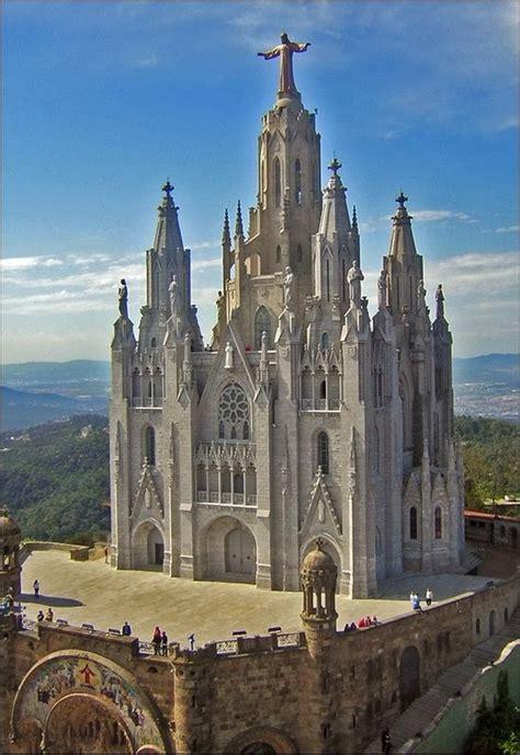 Tibidabo Church - Barcelona, Spain | Best of Pinterest