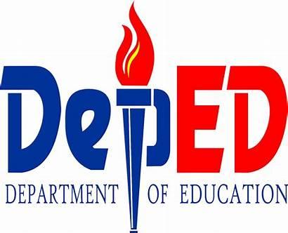 Deped Education Department Division Teachers Senior Logos