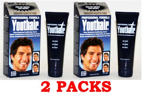 youthair professional restore  natural hair color