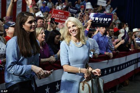 Hope Hicks Trump Press Secretary