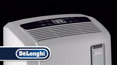 delonghi real feel climatisation youtube