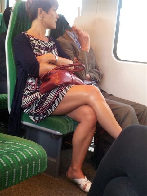Th In Gallery A Few Candid 5 Hot Milf Legs Picture