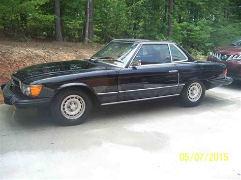 1975 mercedes 450sl for sale classiccars cc
