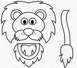Coloring Puppet Lion Den Daniel Template Popular sketch template