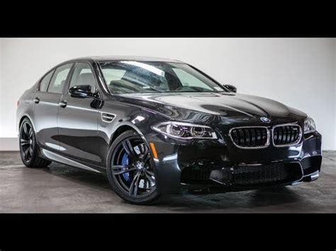 Bmw F10 M5 Competition Package  One Take Youtube