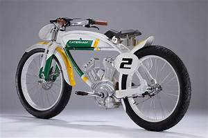 Caterham U0026 39 S Dashing Electric Motorcycles To Cost Less Than