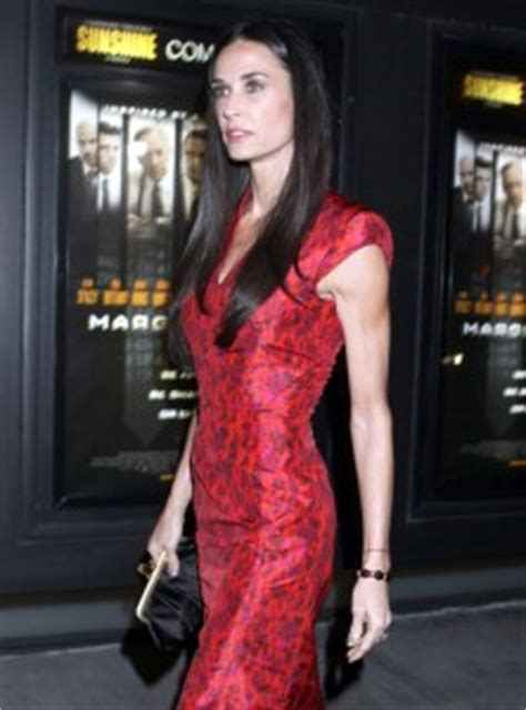 Demi Moore Workout & Diet: Transforming Into G.I. Jane