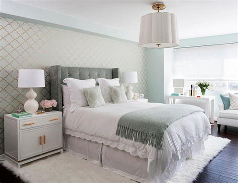 moroccan upholstered wing 5 ways the color of your bedroom affects you home bunch