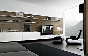 Awesome design living room ideas tv wall furniture for Awesome photo wall ideas for your house