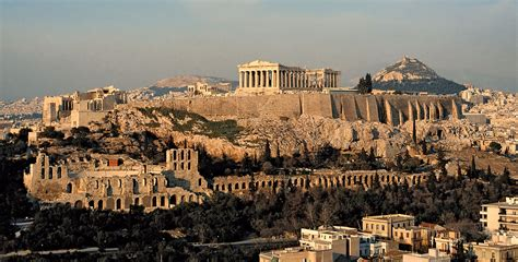 Athens History Population And Facts Britannica