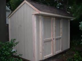 slant roof shed plans 4 x 10 shed detailed building