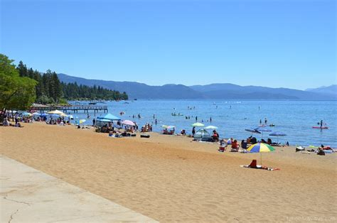 Boat Launch North Lake Tahoe by Kings Beach State Park And Boat Launch Lake Tahoe Guide
