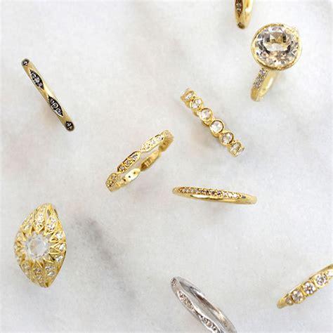 bhldn debuts   unique engagement rings  ila asia