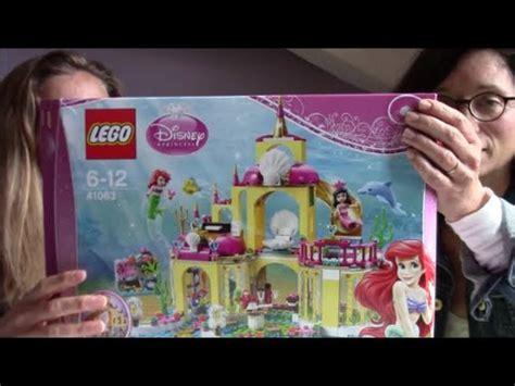 lego 3 ans test lego royaume d ariel 6 12 ans choix de parents avis jouet