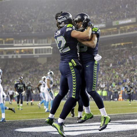 panthers  seahawks video highlights  recap