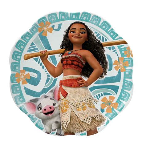 Moana Kids Plates for sale at Zak Designs!