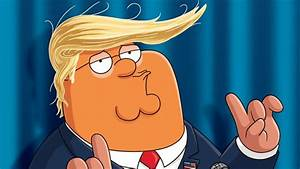 Family Guy spoofed Donald Trump, angering republican fans ...
