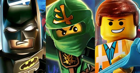 The Lego Movie Anime Ninjago Lego Batman Lego Movie 2 Shift Release Dates
