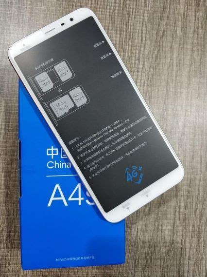 Harga Dan Merk Hp Ram 3gb china mobile a4s ram 2gb dan 3gb spesifikasi dan harga