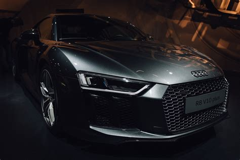 2015 Audi R8 V10 Plus Hd Wallpapers Download