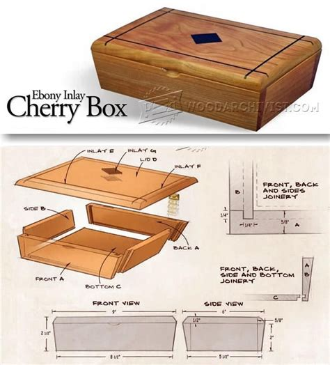 ideas  wooden box plans  pinterest cypress ca diy wooden box  decorative
