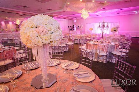 luxor banquet hall wedding  quinceanera reception
