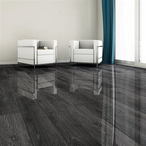 Elesgo Glamour Life High Gloss Pott Oak Laminate Flooring