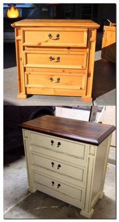 Refinish Nightstand by 1000 Ideas About Refinished Nightstand On