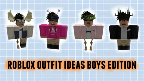 Roblox outfit ideas!! (Boys edition) || Meredithplayz | Doovi