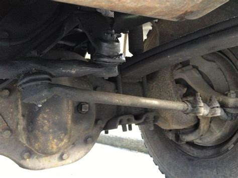 What Size Tie Rods, Drag Link, Center Link For My Truck