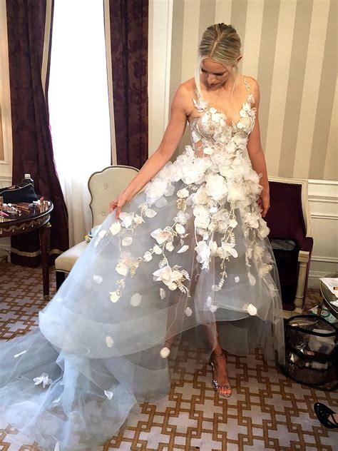 met gala  karolina kurkovas smart dress explained