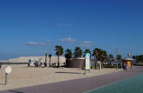 Corniche Dubai Jumeirah Corniche Dubaj Sk