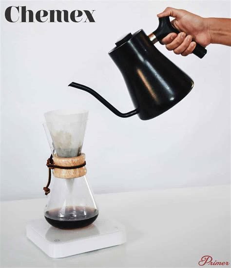 Bring water to a full boil in the kettle. The Differences Between the Hario V60, Kalita Wave, and ...
