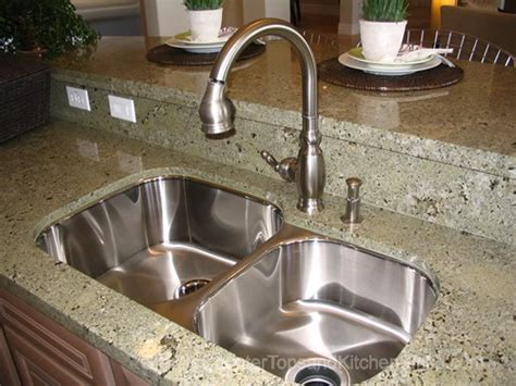 install electrical outlet under sink i like the undermount stainless double kitchen sink