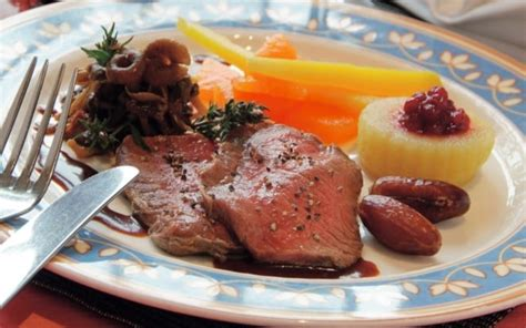 cuisine du chevreuil gigue de chevreuil la recette facile à connaitre