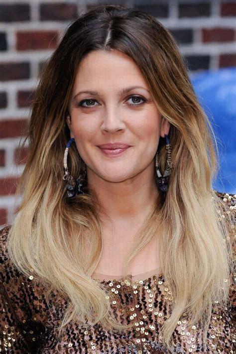 Drew Barrymore Hair Dip Dye Diva
