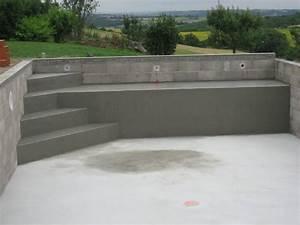 Escalier Pour Piscine Hors Sol : escalier exterieur piscine hors sol trendy escalier ~ Dailycaller-alerts.com Idées de Décoration