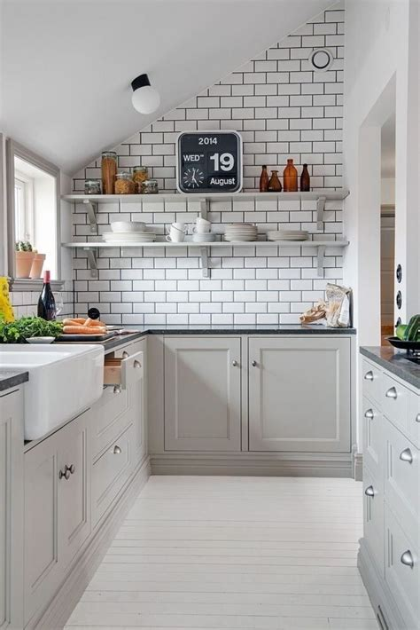 3 Inspiring Kitchens by Small Kitchen Inspiration Pursue Your Dreams Of The