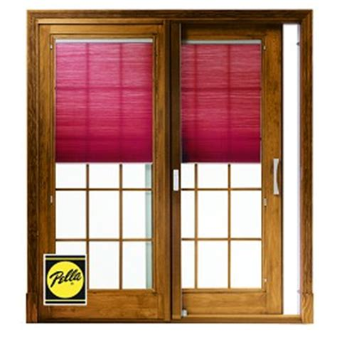 pella 174 wood clad patio doors