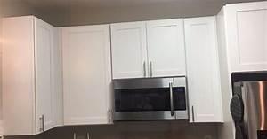 kitchen cabinet crown molding make them fancy 742