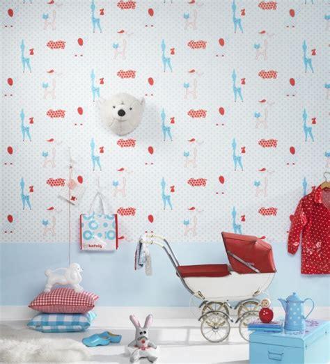 papier peint chambre enfants 25 idées papier peint pour décorer la chambre d 39 enfant