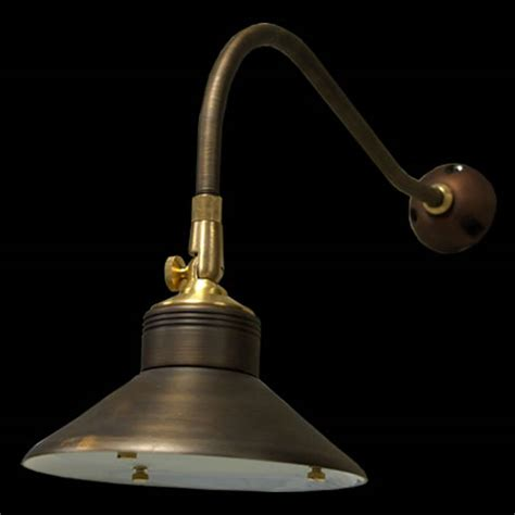 enterprise 12 volt brass wall light by unique lighting