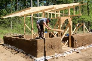 home building plans this cob house offers plans for a 4 500 cob home