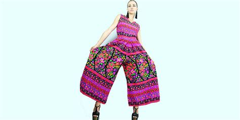 colorful jumpsuit facts about the 60s fashion fashion today