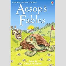 """aesop's Fables"" At Usborne Children's Books"