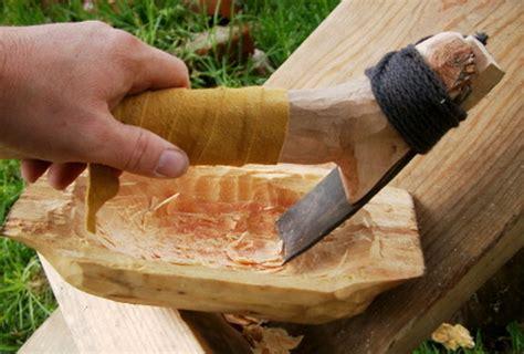 carving  green wood bowl pics paleoplanet