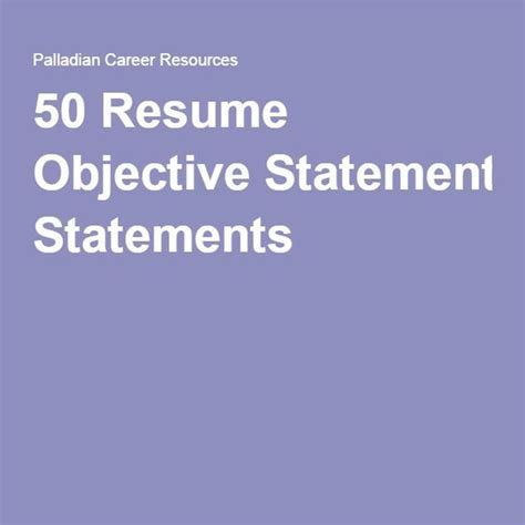 50 Resume Objective Statements by 1000 Ideas About Resume Objective Exles On Resume Objective Customer Service