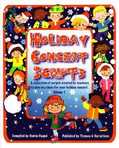 Themes & Variations Holiday Concert Scripts Gagne